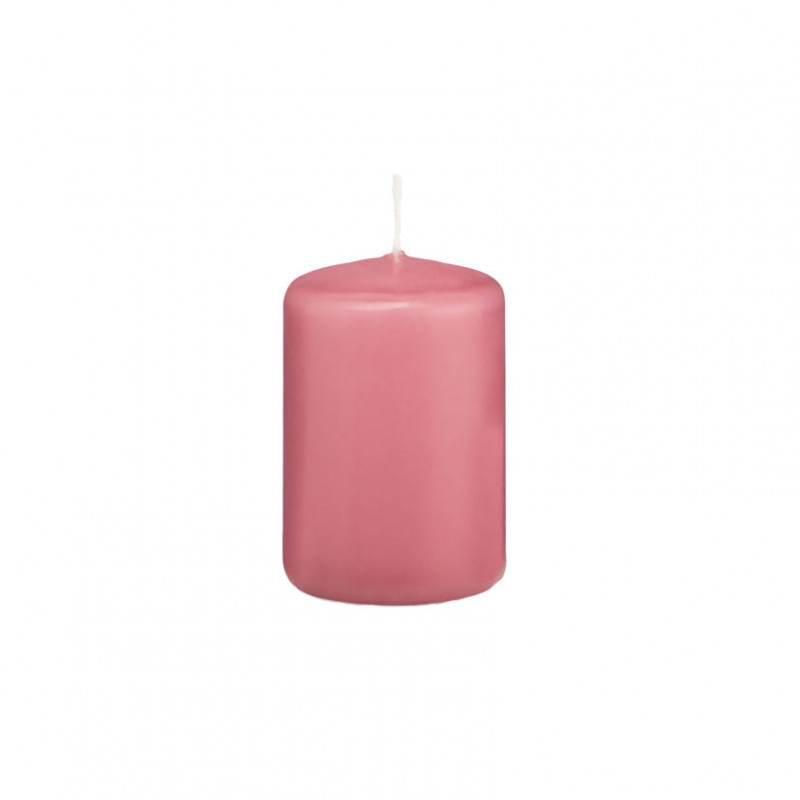BOX CANDELE MM60X60 PZ 12 -rosa scuro
