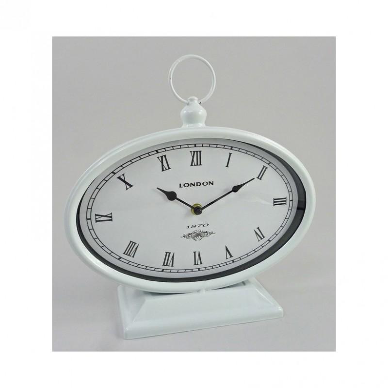 Orologio da tavolo 29x24x10 215308 complementi d for Complementi d arredo firenze