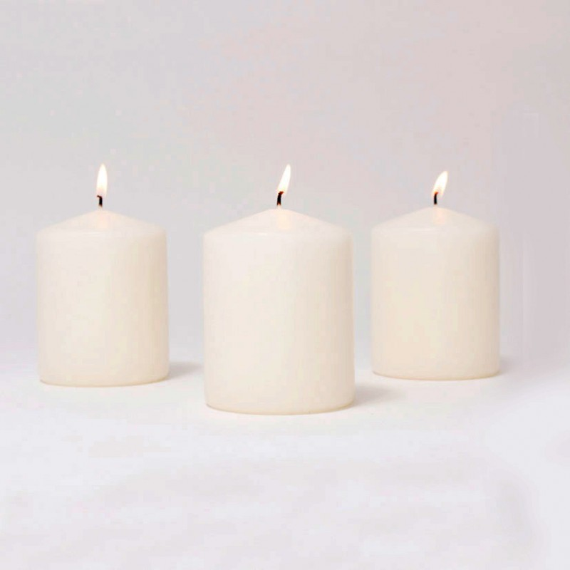 BOX CANDELE MM80X40 PZ 24 -lana