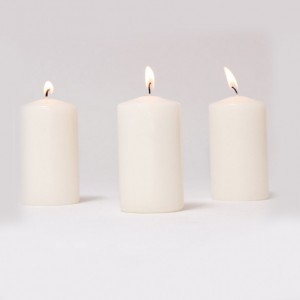 BOX CANDELE MM100X60 PZ16 col.lana