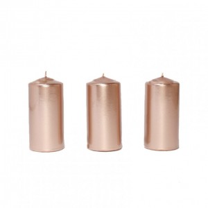 BOX CANDELE MM120X60 PZ 16-rosegold