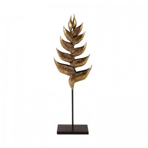 HELICONIA GOLD 26X12,4XH82,2CM