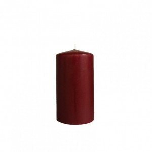 BOX CANDELE MM100X60 PZ 12 bordo'