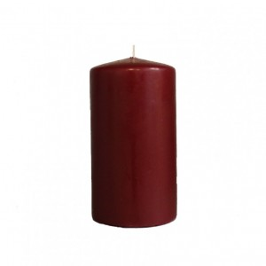 BOX CANDELE MM200X80 PZ 6 bordo'