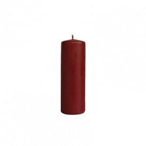 BOX CANDELE MM150X60 PZ 12 bordo'