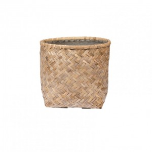 VASO ZAYN RES/CEM.D46H42,5-bamboo