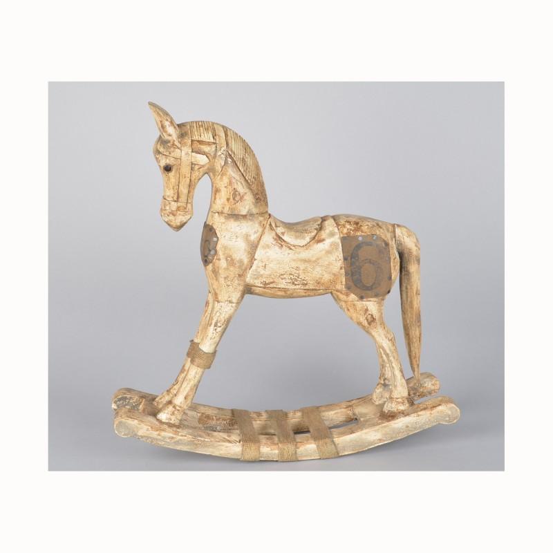 Cavallo a dondolo cm 46x11x50 460288 050 145 for Complementi d arredo firenze