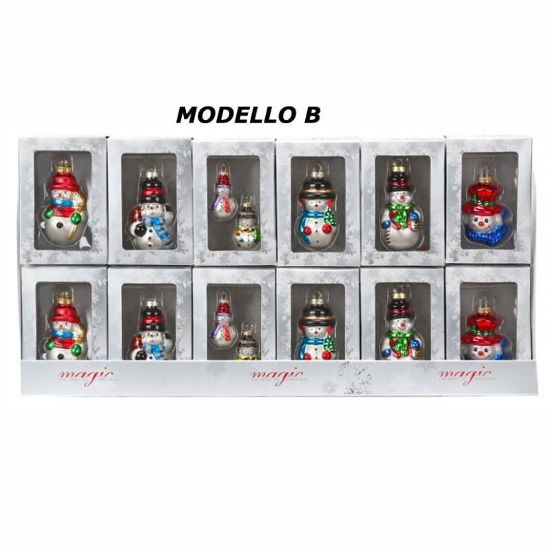Decoro vetro da app assortito 66310 natale palle decori da appendere firenze gandon - Home design decoro shopping ...