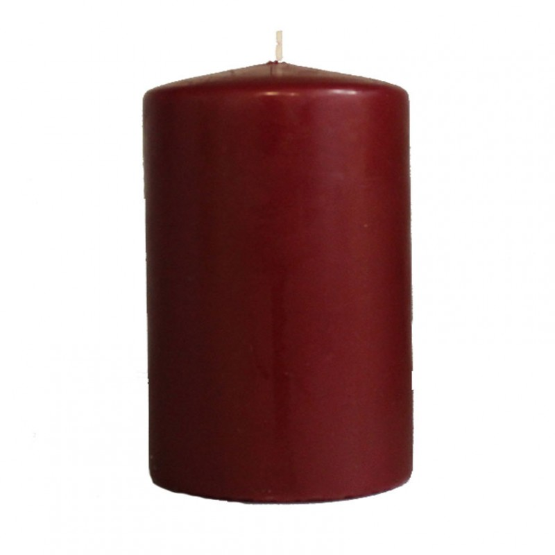 BOX CANDELE MM200X100 PZ 4 -bordeaux