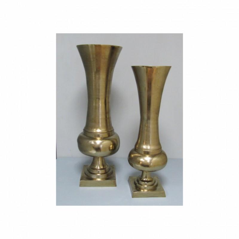 Vaso met newantikegold 72cm vb25274 72 complementi d for Complementi d arredo firenze