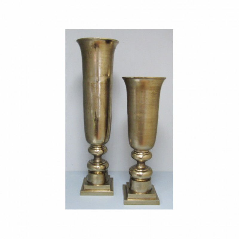 Vaso met newantikgold 100cm vb26593 100 complementi d for Complementi d arredo firenze