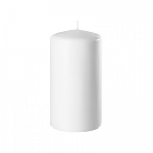 BOX CANDELE MM100X80 PZ 8 -bianco