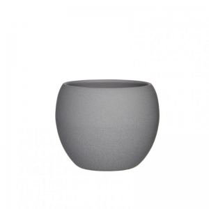 VASO MONET D14 H11 cm - light grey
