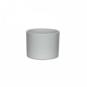 VASO ERA D12 H10 cm - light grey matt
