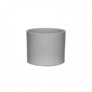 VASO ERA D15 H13 cm - light grey matt
