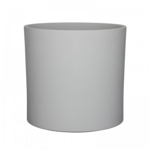 VASO ERA D32,5 H31 cm - light grey matt
