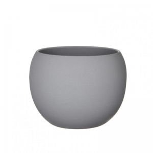 VASO MONET D31,5 H25 cm - light grey