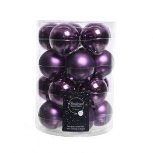 BOX SFERE PZ 20 MM 60 PETUNIA PURPLE