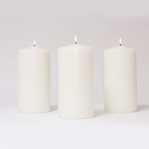 BOX CANDELE MM150X50 PZ 12 -bianco