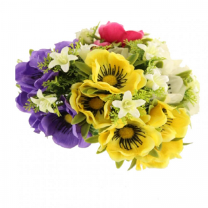 ANEMONI BOUQUET X5 - AN1,60 *