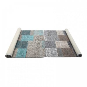 TAPPETO PATCHWORK CM 170X120X0,6