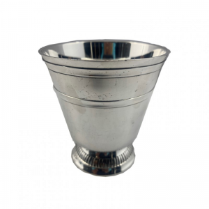 JULIP DM9.5H11CM -silver plated