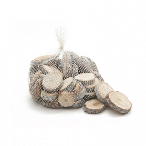 LEGNETTI QUERCIA 2-5 CM KG 1 - frosted
