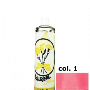 SPRAY COLORANTE 400ML-rosa confetto