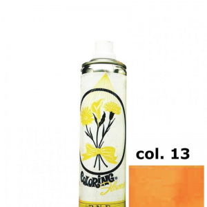 SPRAY COLORANTE 400ML-giallo albicocca