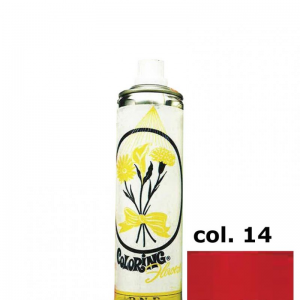 SPRAY COLORANTE 400ML-rosso