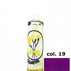 SPRAY COLORANTE 400ML-violetto