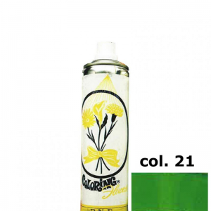 SPRAY COLORANTE 400ML-verde prato