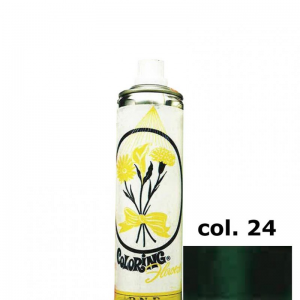 SPRAY COLORANTE 400ML-verde bosco