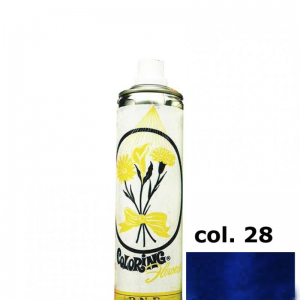 SPRAY COLORANTE 400ML-blu royal