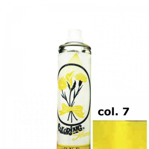 SPRAY COLORANTE 400ML-giallo
