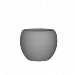 VASO MONET H11 D14CM light grey