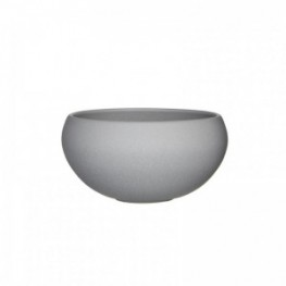 VASO MONET H11 D20CM light grey