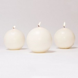 BOX CANDELE SFERA MM80 PZ 6 -lana