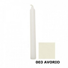 BOX CANDELE MM185X21 PZ 50 -avorio