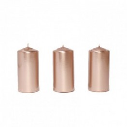 BOX CANDELE MM120X60 PZ 16 -rosegold